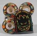 Professional Skate Board Wheels Spitfire Wheels for Double Rocker 51mm/52mm/53mm 99A PU Skateboard Wheels