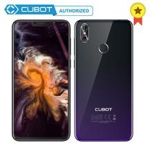 Cubot P20 19:9 6.18 '2246*1080 FHD + Notch Ekran Android 8.0 4 GB RAM 64 GB ROM MT6750T Octa Çekirdekli Telefon 4000 mAh Up 20.0...