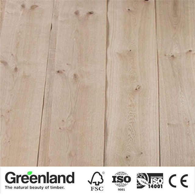 Knotty Oak Wood Veneers Flooring Diy