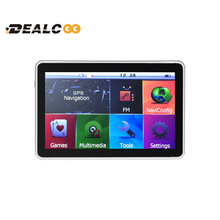 2016 new 5 inch Car GPS Navigator FM 4GB DDR128M best gps for Navitel Russia Belarus