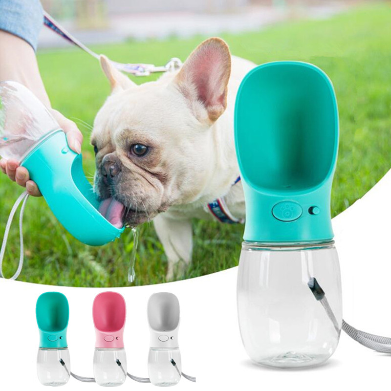 Portable Pet Dog Cat Travel Drinking Water Bowl Bottle: Portable Pet Cups Drinking Bottle Dog Cat Health Feeding