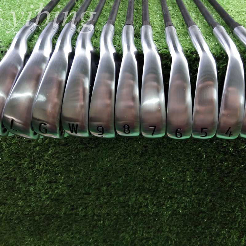 Golf Irons  11xf Gen2 Silvery   4-9WG 8Pcs Golf Clubs Irons Golf Steel Shaft And Graphite Shaft Free Delivery
