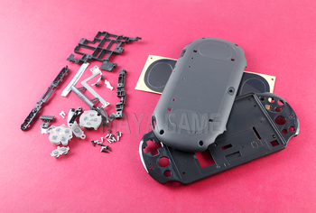 Positive Full Housing Shell Case for Sony PSVita2000 Side Shell Cover With Buttons For PSV2000 Game Controller