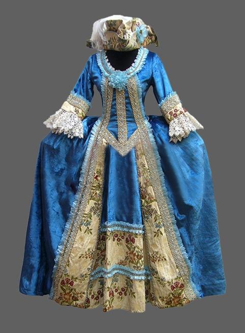 Nouvelle robe Rococo Marie Antoinette robe période victorienne robe de bal robe de soirée pour femmes