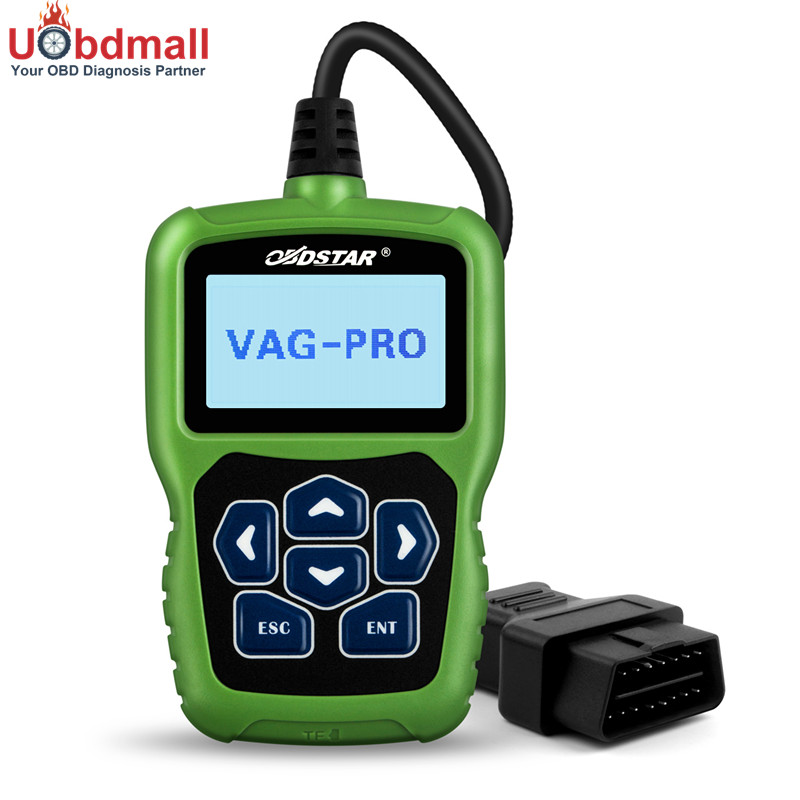 OBDSTAR VAG PRO Auto Key Programmer No Need Pin Code for VW/AUDI/SKODA/SEAT VAG PRO EPB Airbag SRS Odometer Immo Tool