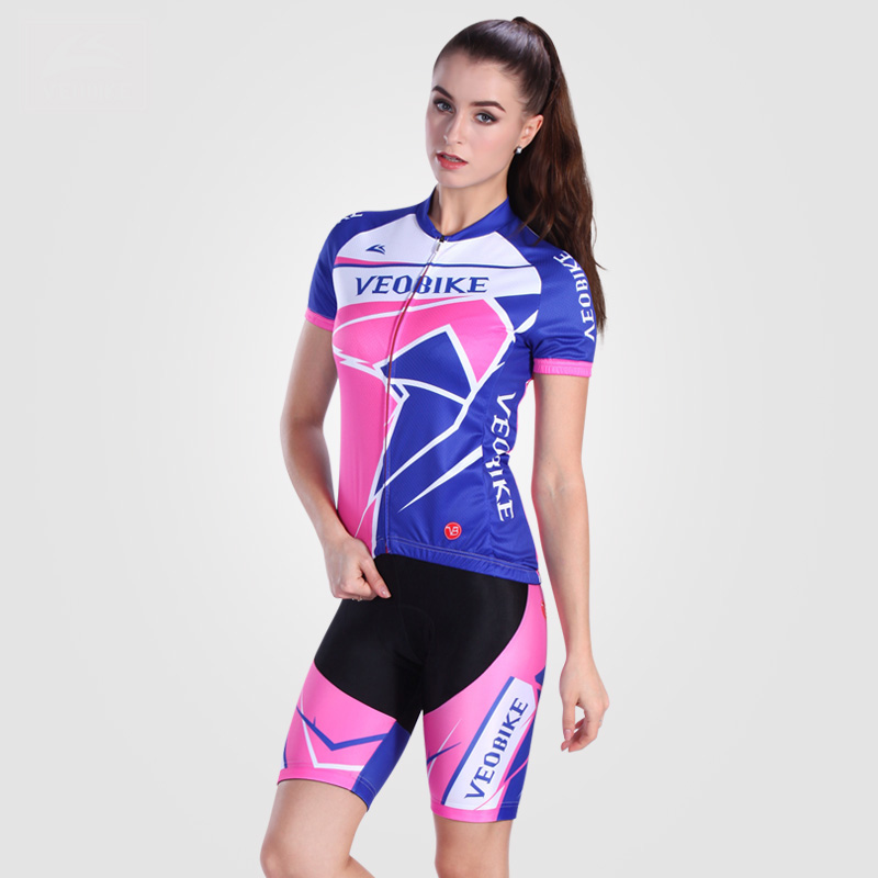 Cycling Jersey Bicycle Wear Cycling Women Clothing Maillot Culote Ciclismo Biking Wear Cycling Set W03