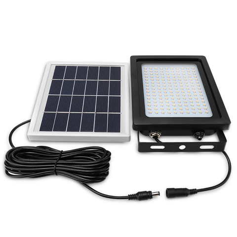 150s led solar holofote luz 3528 smd de seguranca movido a energia solar levou sensor