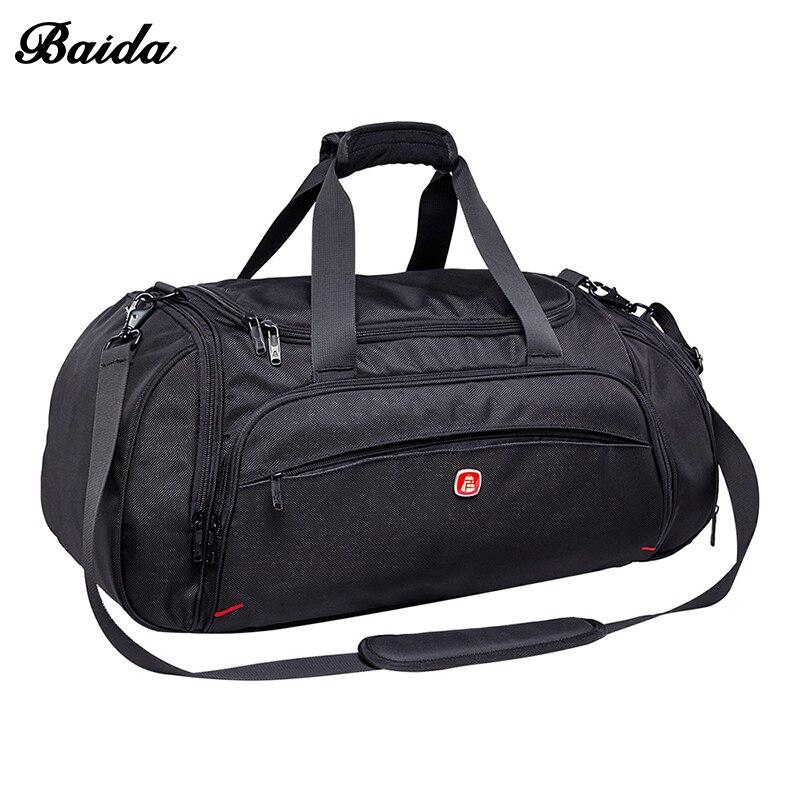 Sac à main imperméable à l'eau de bagage de mode d'oxford sac de voyage de haute qualité de voyage pour les hommes sac de voyage d'affaires polyvalent