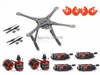 500mm S500 Quadcopter Multicopter Frame Kit 2212 920KV Brushless Motor 30A ESC 9450 propeller