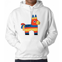 Top Brand Japanese Anime Men Sweatshirts Monty The Pinata Print Hoodies Designer Mens Tracksuit Casual Harajuku