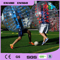 Free Shipping Bubble Foot Inflatable Bumper Ball 1.5M/5ft Diameter Bubble Soccer Ball Blow Up Toy in 5 Min Inflatable Bumper