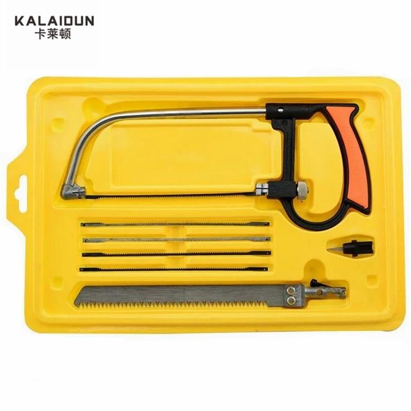 KALAIDUN 8 in 1 Multifunction Mini Saw Hacksaw Hand Saw Magic Saw wonder Saw hand Diy home tools kit sitemap 31 xml