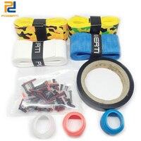 4pcs Dry Overgrip Sweatband +2pcs Badminton Handle Ring +1pcs Grip Tape+1pcs Grommets Eyelets for Badminton Racket