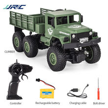 JJRC Q69 Transporter-8 2.4G 1/18 4WD Militaire Truck Off-road RC Auto RTR Racing Afstandsbediening high-speed RC Drift Auto 'S 2019 nieuwe(China)