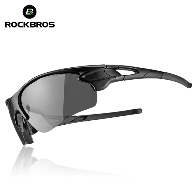 5e8581417c ROCKBROS Men s Polarized Sunglasses Cycling Photochromic Glasses For Woman Goggles  Hiking Sports Eyewear Bicycle UV 400 Lens