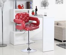 Отель красный стул ресторан столовая стул кафе дом барный стул бесплатная доставка мебель стол стул розничная торговля оптовая торговля