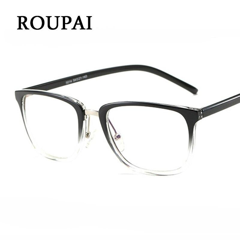 Roupai de grado ojo Gafas marcos tr90 calidad superior anti luz azul ...