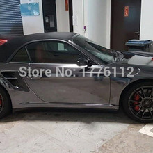 Buy Black Chrome Vinyl Wrap And Get Free Shipping On Aliexpress Com