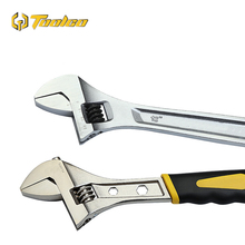 Toolgo 6-24 Inch Adjustable Wrench Multi-function Spanner Tools Universal Home Hand Tool Quick Snap Grip