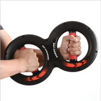 New Professional Fitness Equipment Power Wrist Device Wrist Forearm Strength Non slip Gripper Muscular Augments Force Exerciser