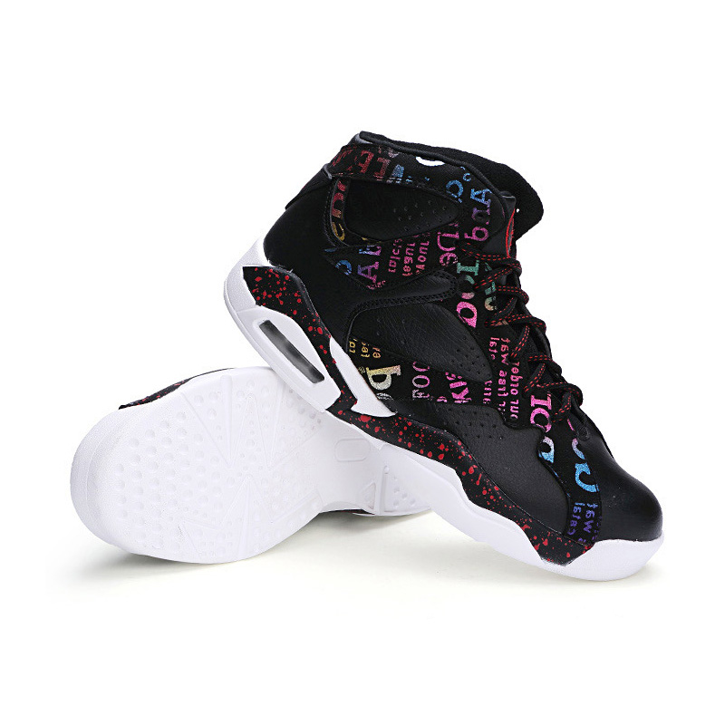 b32cf531434d Men Basketball Shoes Colorful Breathable Mesh Upper Cheap Basketball Shoes  Lightweight Athletic Shoes Sneakers for basketball-in Basketball Shoes from  ...