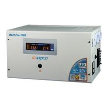 Устройство бесперебойного питания Энергия Pro-1700 (Экономичный холостой ход, цветной LED дисплей)
