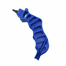 1pcs high quality materials 1/4 '' hole drilling tools for agricultural drip irrigation garden hose fittings piercing tool(China)