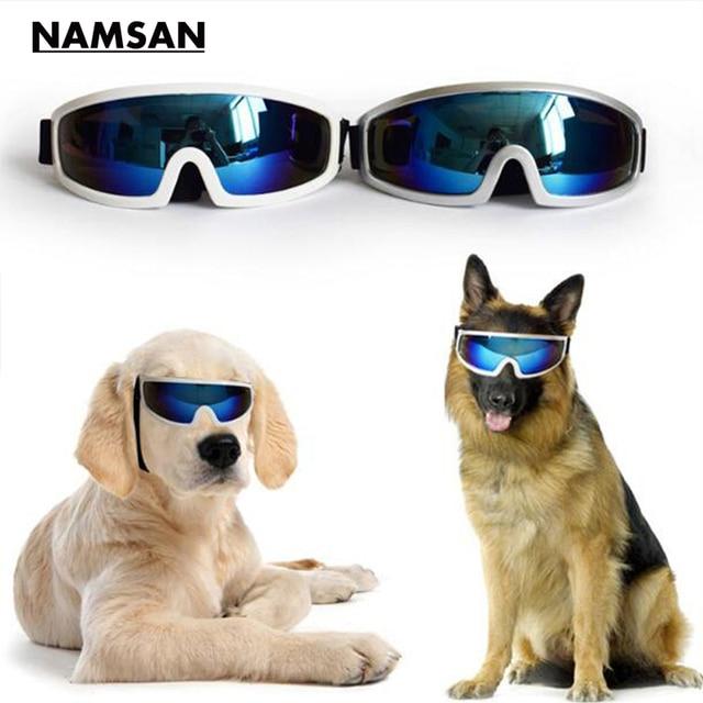 77a99796e5 Namsan Fresco gafas de sol Para Mascotas perro mascota El perro grande gafas  gafas de protección