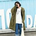 2017 Корейский BF капюшоном ветровка женская свободные крупных женщин размер жира мм новая весна в с длинными рукавами куртка