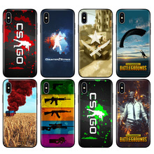Black tpu case for iphone 5 5s SE 2020 6 6s 7 8 plus X 10 XR XS 11 pro MAX silicon cover