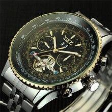 Tourbillon Stell Masculino Horloge