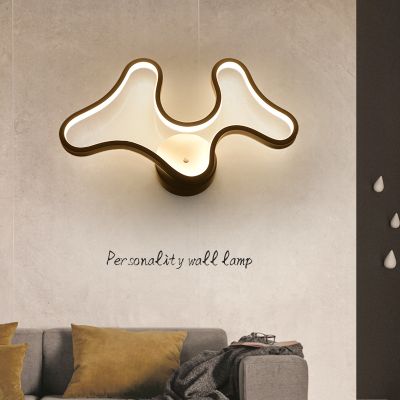 Led Wall Lamp Modern Wandlamp Antlers Sconce Mirror Light Bedroom Living Room Home Lighting Fixture Restaurant Bar Dining Room black real leather 2017 mules summer brown european loafers men genuine shoes moccasins half male casual slip ons hot sale page 8
