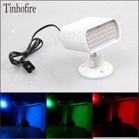 48 LED Strobe 13 W לבן/RGB LED 5050.48 אוטומטי/נשמע פעיל Led מנורת שלב אור Strobe