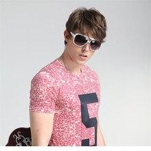 Venta caliente 2016 del verano nuevos hombres de la aptitud ropa de manga corta para hombre camisetas de manga corta camisetas divertidas camisetas camiseta hombre 30