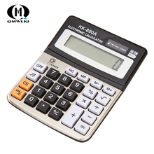Office Finance Calculator Calculate Commercial Tool  Battery Powered 8 Digit Electronic Calculator For Office School Supplies ti 30x iis scientific calculator 10 digit lcd