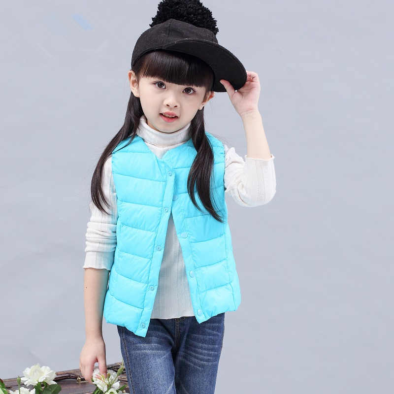 7d51a574f555 Detail Feedback Questions about Children s warm vest for girls boys ...