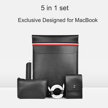 Get more info on the WIWU Laptop Sleeve for MacBook Air 13 Case No Zipper Women Men Notebook Bag for Dell Water-resistant Laptop Bag for MacBook Pro