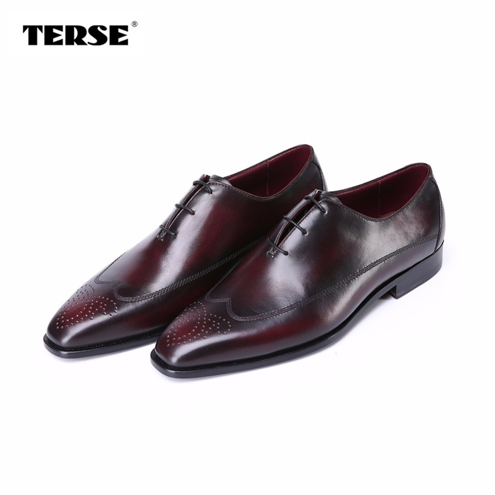 Mens Leather Dress Shoes Aliexpress
