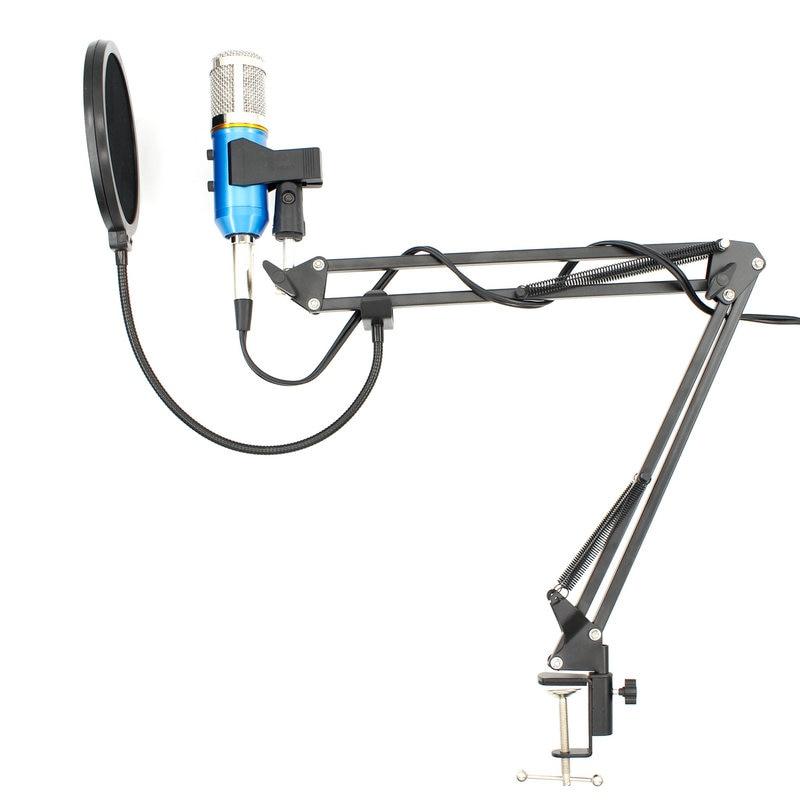 buy mk f200fl usb audio studio vocal recording microfono professional condenser. Black Bedroom Furniture Sets. Home Design Ideas