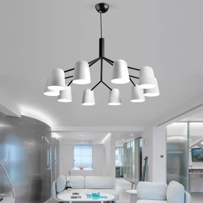 Nordic style simple modern atmosphere home living room pendant lights creative personality bedroom dining room pendant lampNordic style simple modern atmosphere home living room pendant lights creative personality bedroom dining room pendant lamp