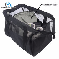 Maximumcatch 17 72 11 81 11 81 Inch Fly Bag Mesh Fishing Wader Bag PVC Mesh
