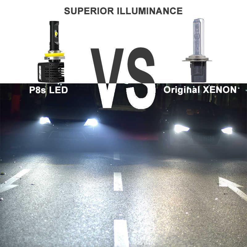 CNSUNNYLIGHT Canbus LED Headlight Car Bulbs H7 H11 9006 9005 H4 D1 w/LUMILEDS MX70 Chips 14000Lm 5700K No Error Automotivo Light