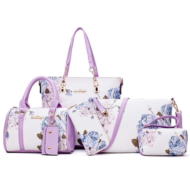 Sacs à main de luxe femmes sacs Designer sacs composites femmes sac à main grande capacité dames sac à bandoulière en cuir synthétique polyuréthane bolsa feminina