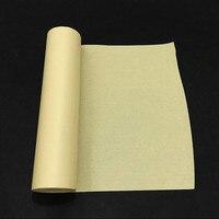 100 m engrossar papel de bambu puro xuan caligrafia chinesa escova de escrita prática de papel adulto papel de pintura chinesa