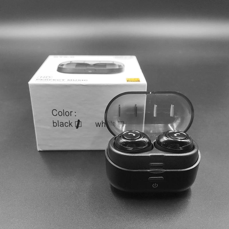 Capsule TWS Wireless Earbuds V5.0 Bluetooth Earphone With Deep Bass 20
