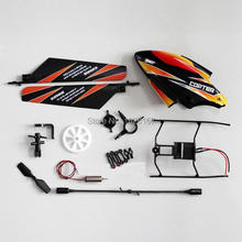 Free shipping WL toys V911 RC helicopter parts  canopies+main blade+landing gear+main gear+fly bar+motor ect
