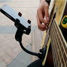Держатель для телефона Подставка для гитары уличная Поющая песня автомобильный держатель присоска присоски для гитарных гитар стоячая подставка автомобиль мобильный