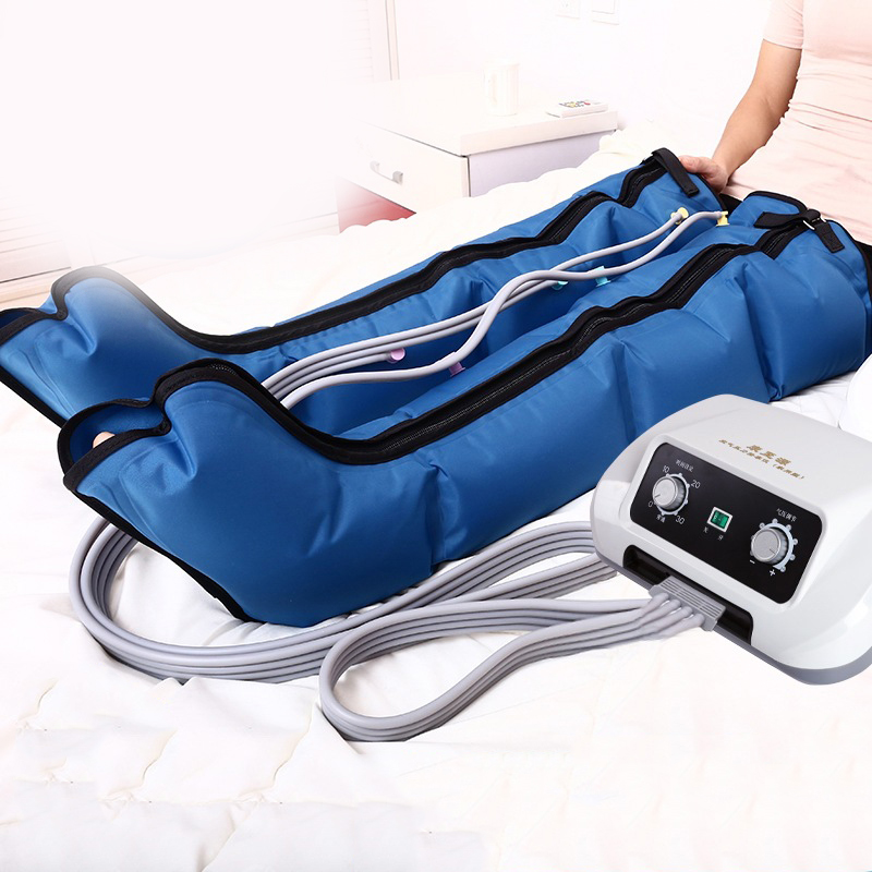 Elderly Pneumatic Leg Massager Apoplexy Hemiplegic Circulatory Electric Therapy Instrument Air Wave Pressure Apparatus