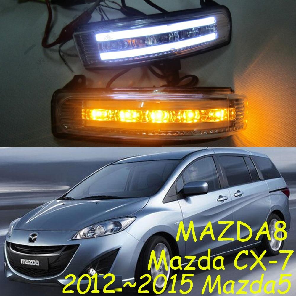 LED,2012~2015 Mazd CX-5 mirror Light,CX-7 mirror light,mazd8 mirror light,Tribute,RX-7,RX-8,Protege,MX-3,cx-7 daytime light met rx metrx 5 isolate