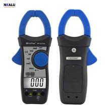 HP-870A цифровой зажим постоянного тока мультиметр Pinza Amperimetrica Amperimetro температура/Диодная тестовая подсветка